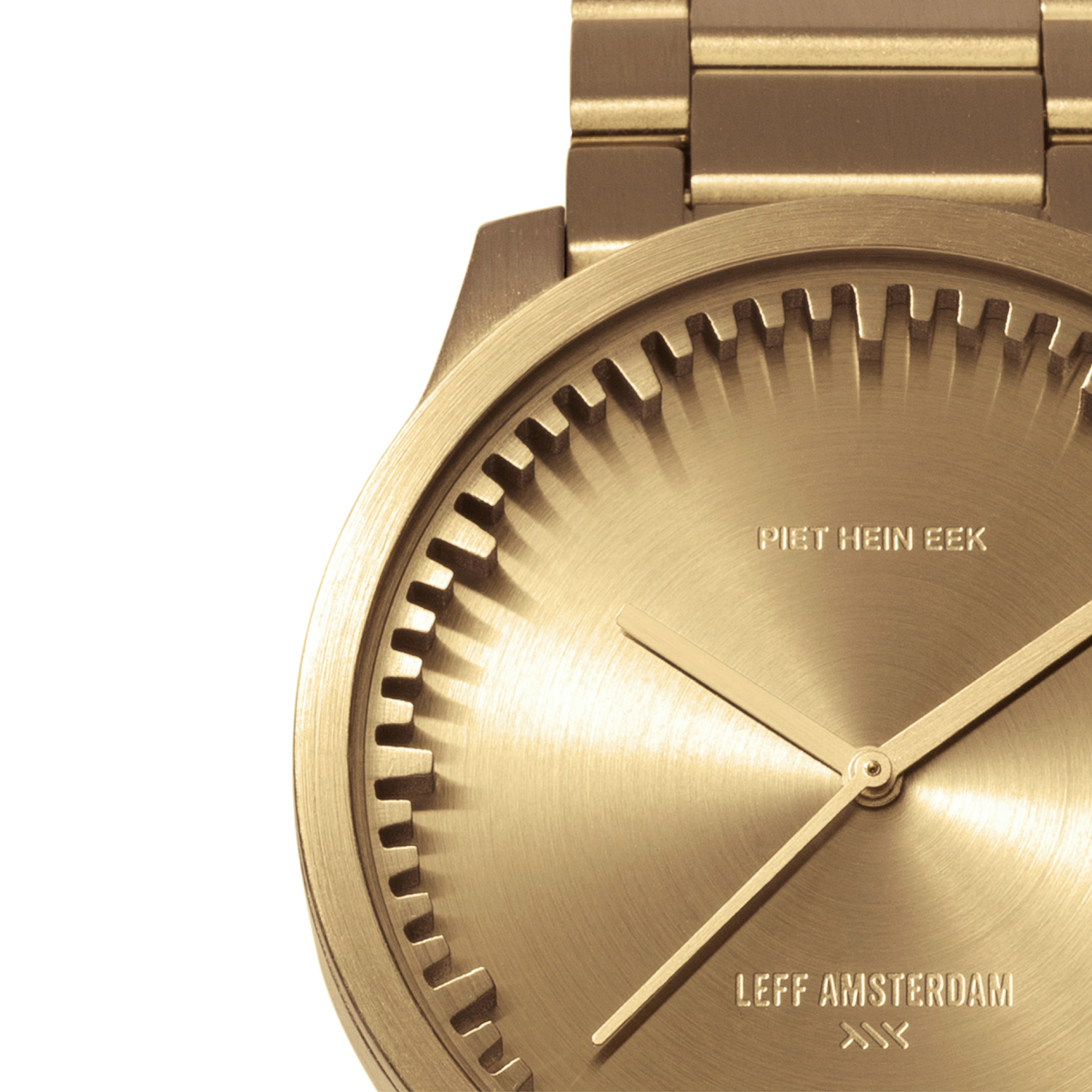 LEFF Brass Tube Watch