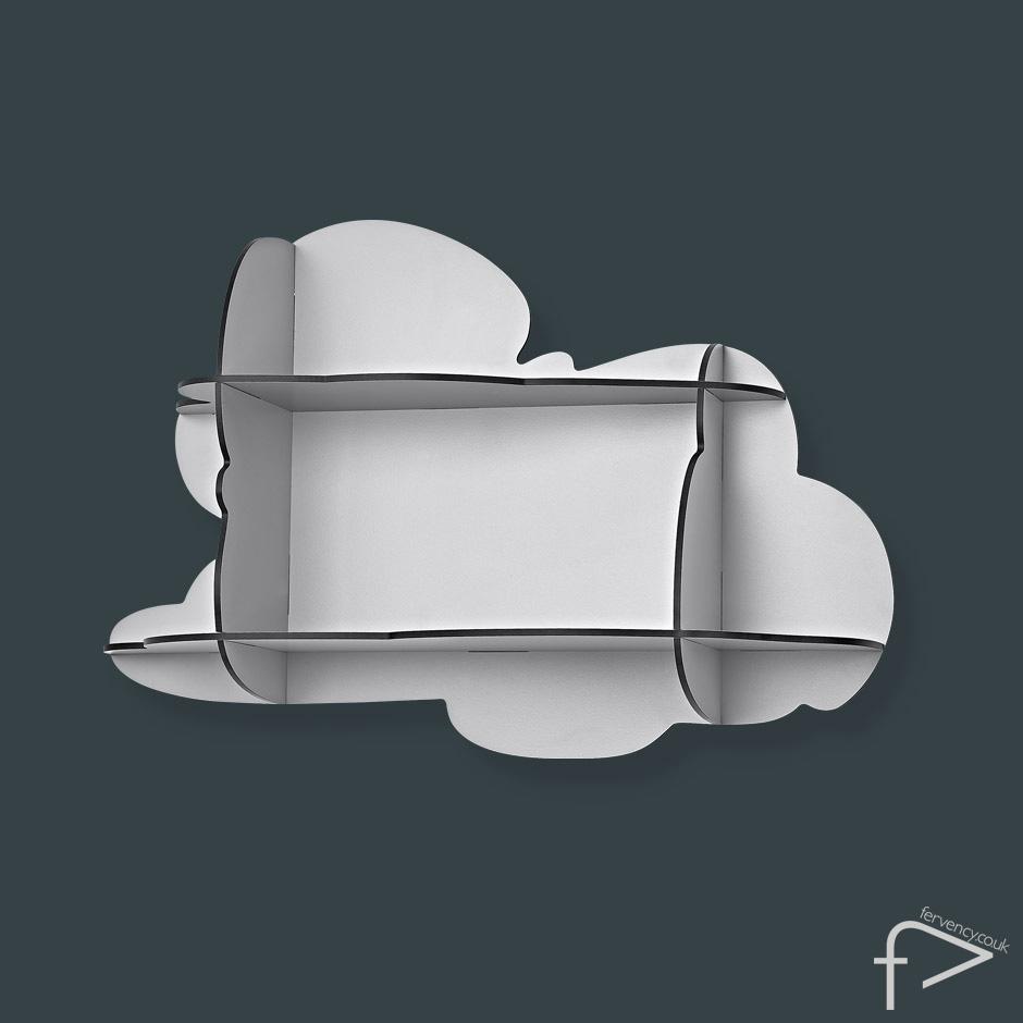 iBride Cirrus Cloud Grey