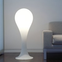 Liquid Light Drop 4 Floor Lamp