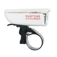 Martone Cycling Lights WHITE