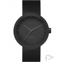 LEFF Tube Watch Black