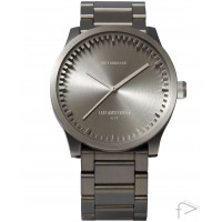 Tube Watch S38 Stainless Steel by Piet Hein Eek - LEFF Amsterdam