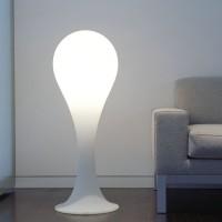Liquid Light Drop 4 Floor Lamp