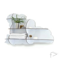 iBride - Big Cloud Shelf Nimbus WHITE Matt