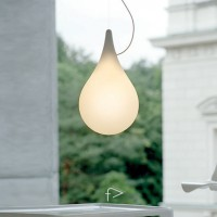 Liquid Light Drop 2 SMALL Pendant Light by Next