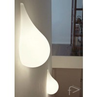 Liquid Light Drop 3 Wall Light by Next