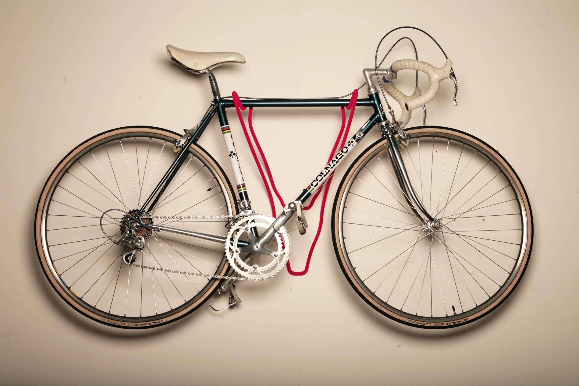 Bull Bike Holder