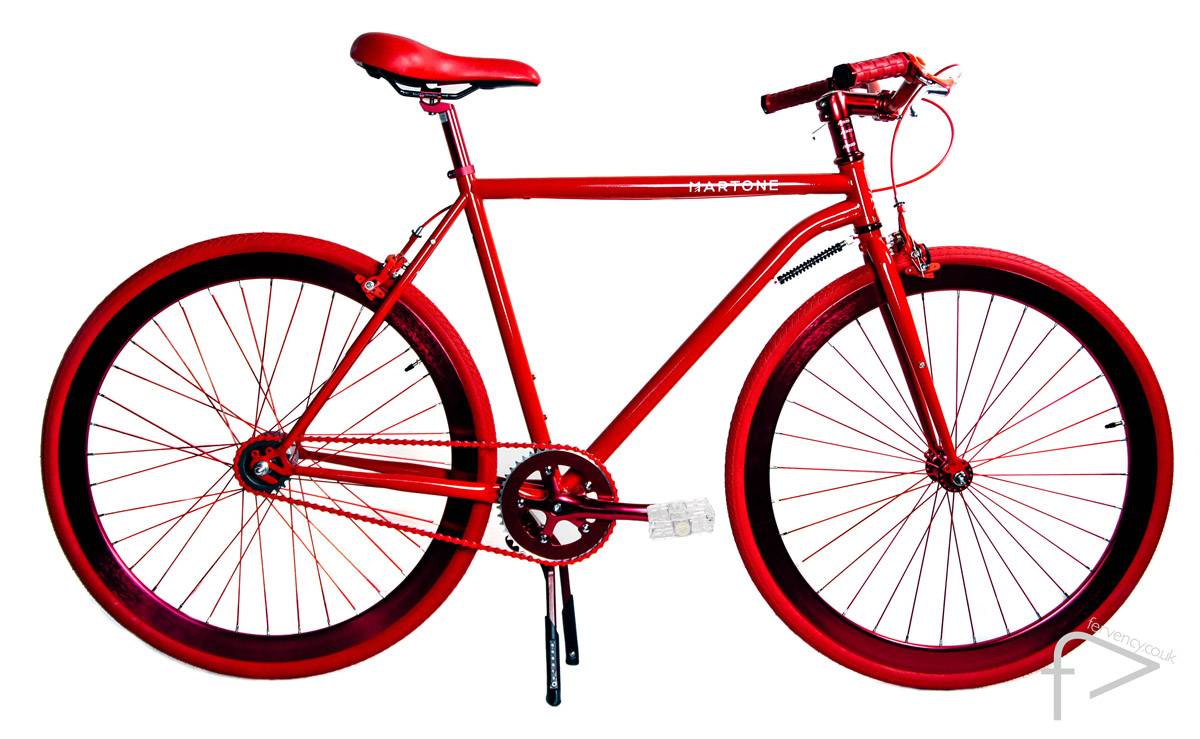 Bright Red Bike UK