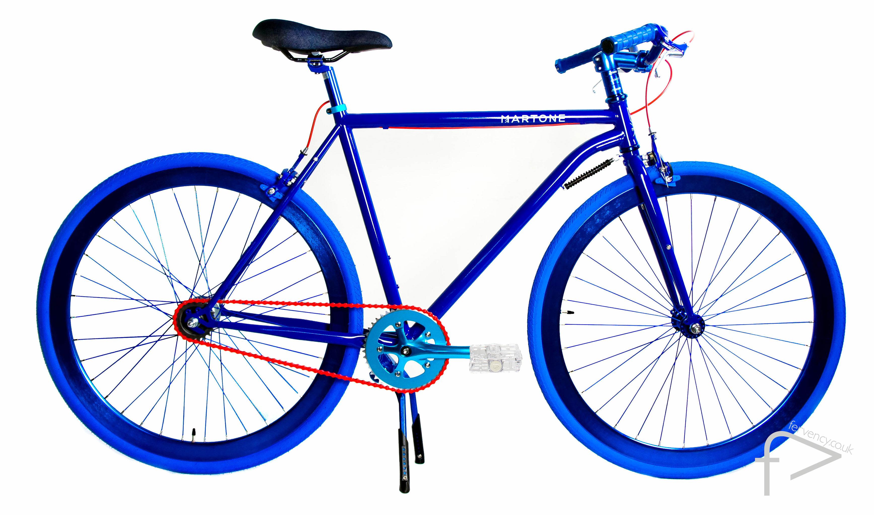 Chelsea Blue Bike UK