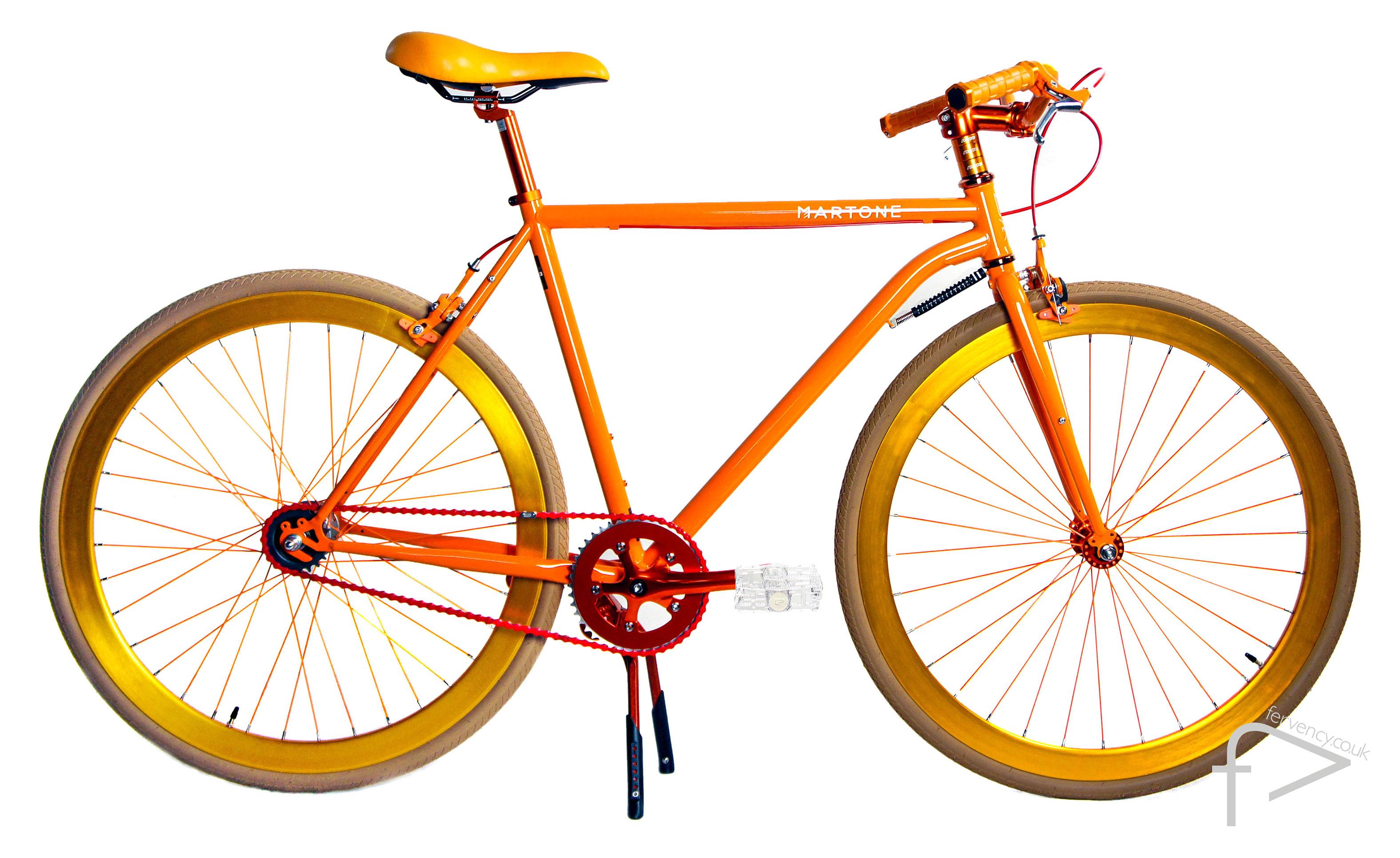 Saint Germain Orange Bike UK