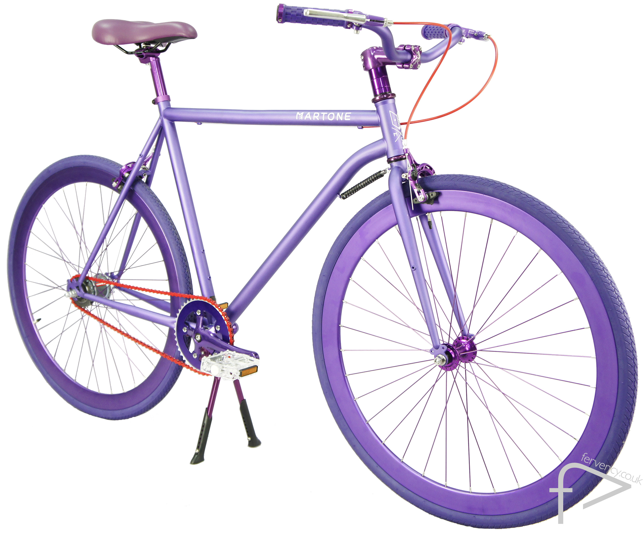 La Jolla Purple Bike UK