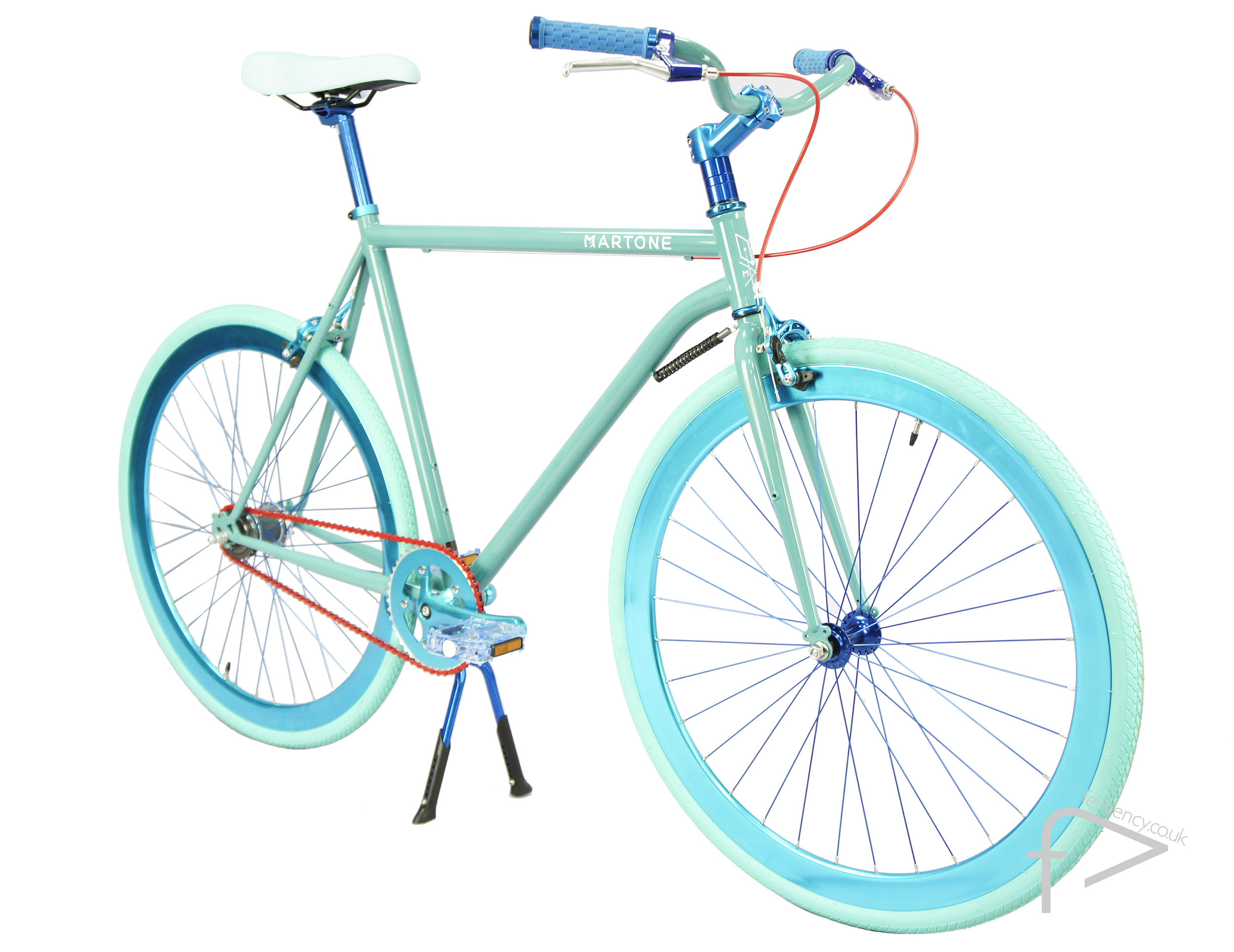Pacific Blue Bike UK