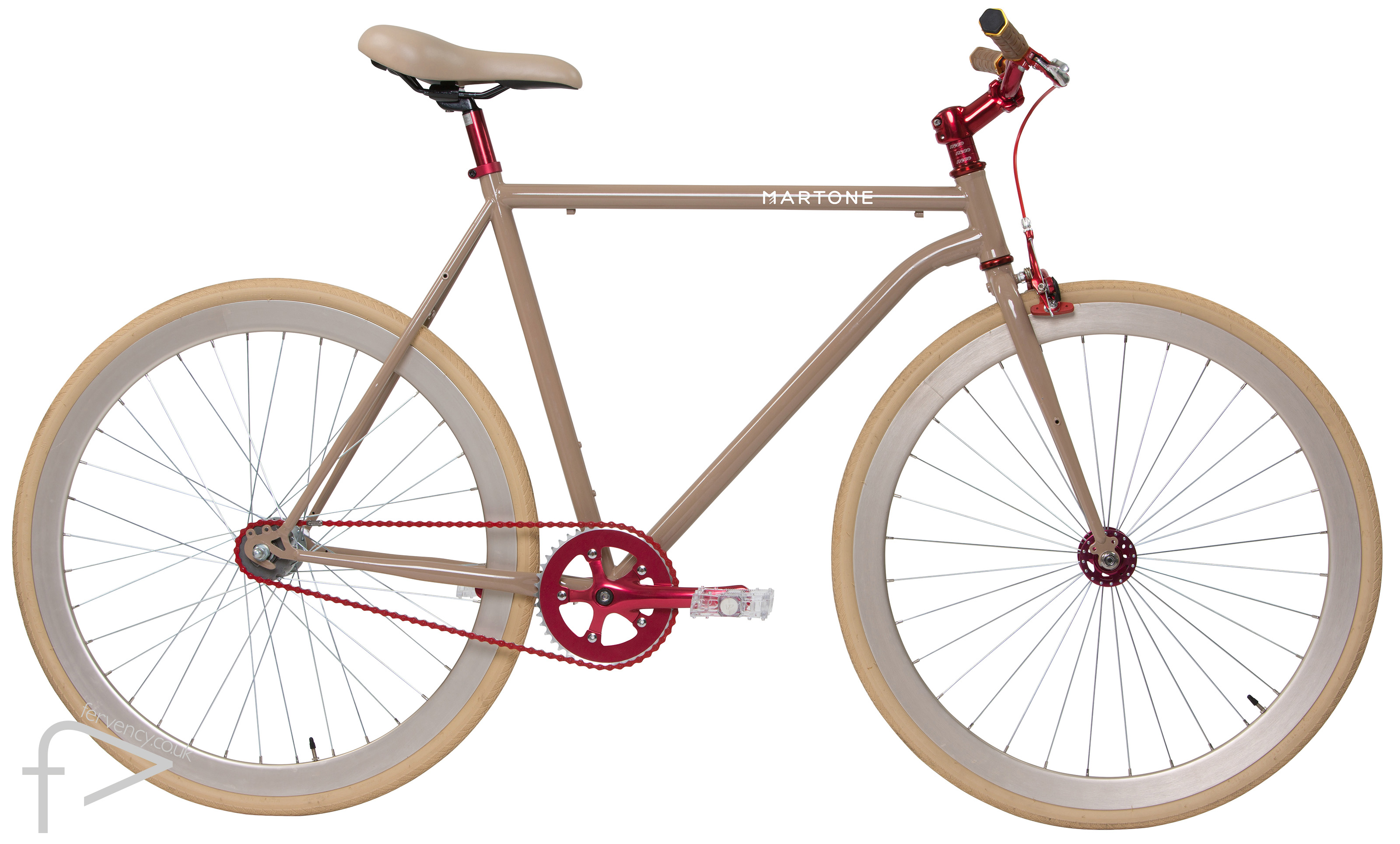 Sweetzer Beige Bike UK